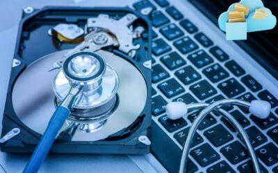 Como o Backup na Nuvem pode tornar os seus dados seguros em seu Consultório Médico