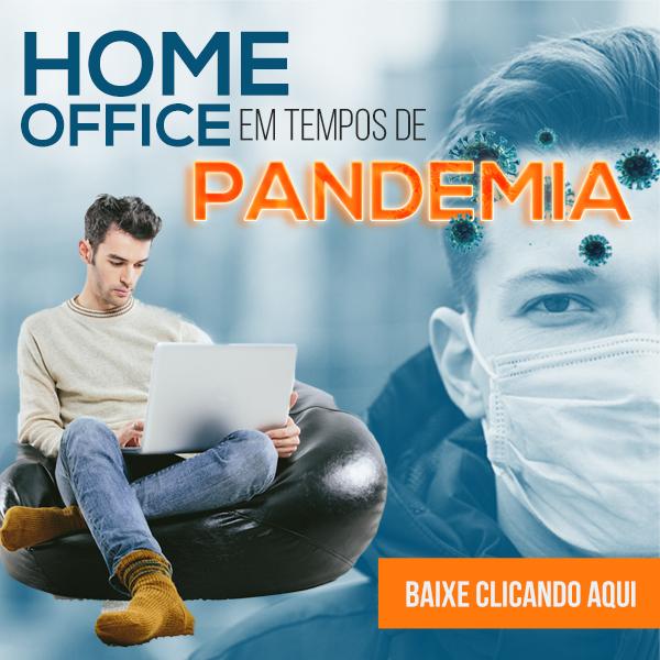 E-book Home office em tempos de pandemia