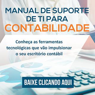 E-book Manual de Suporte de TI para Contabilidade