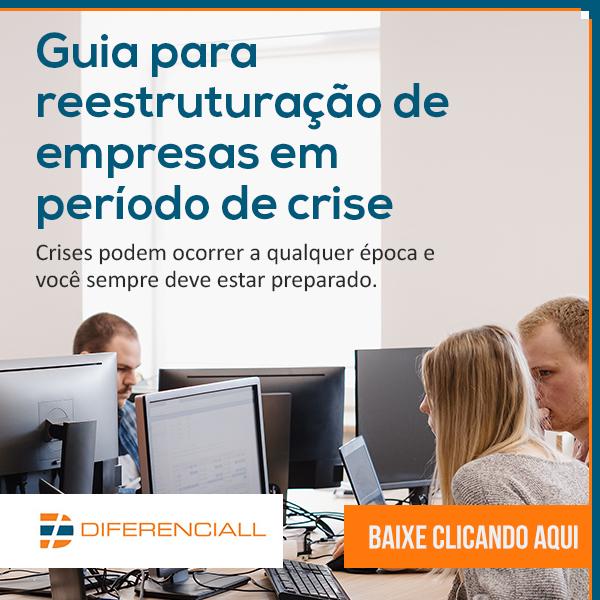 E-book Guia para reestruturação de empresas em período de crise
