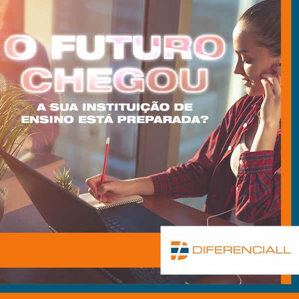 E-book O Futuro Chegou - A sua Instituição está preparada? - Suporte de Ti