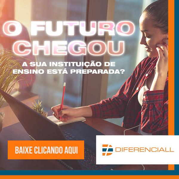 E-book O Futuro Chegou – A sua Instituição está preparada?