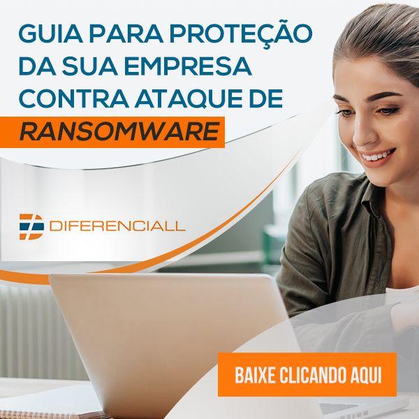E-book Guia para proteção da sua empresa contra ataque de Ransmware